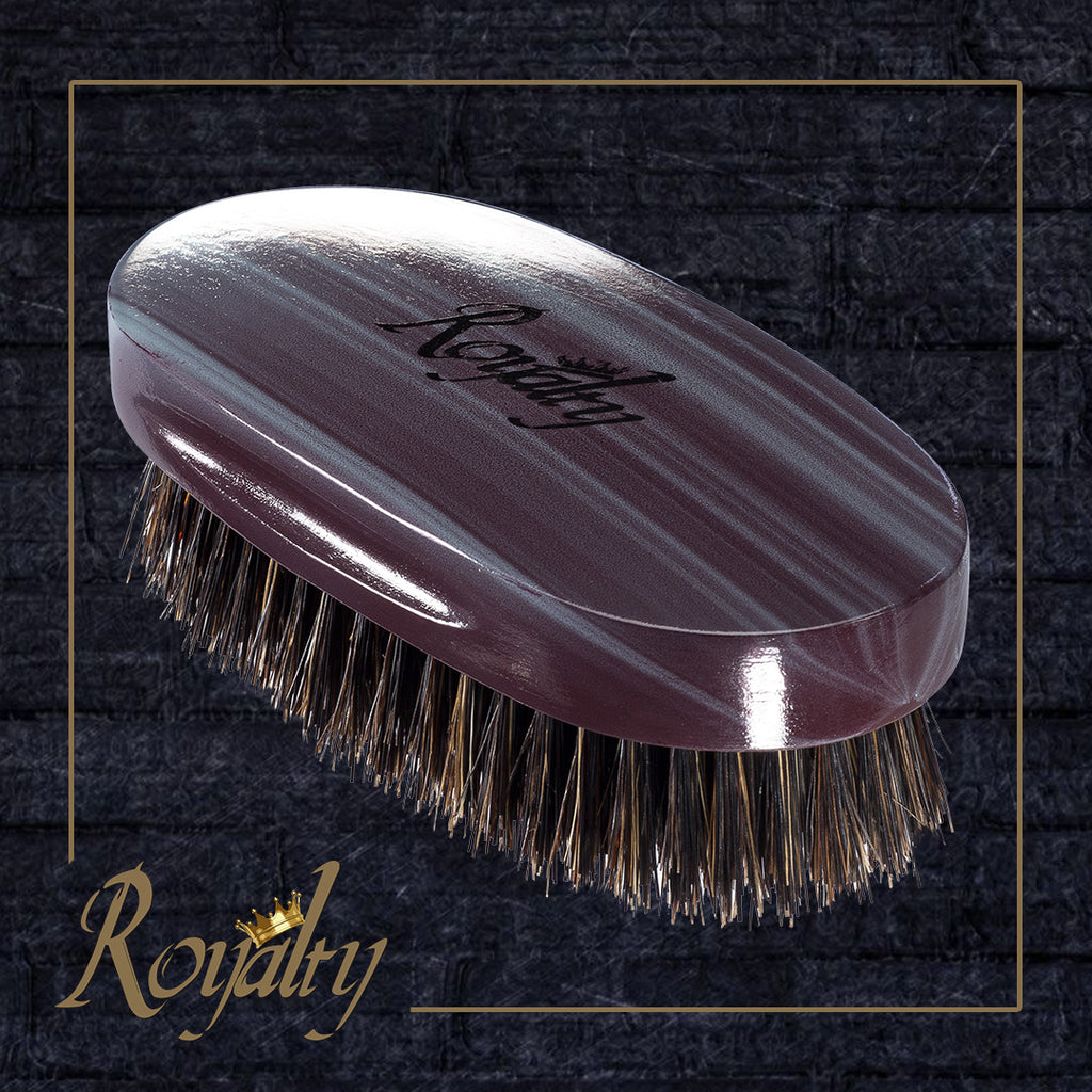 Royalty Medium Palm Wave Brush - #Rp3 Wave Brush for 360 Waves