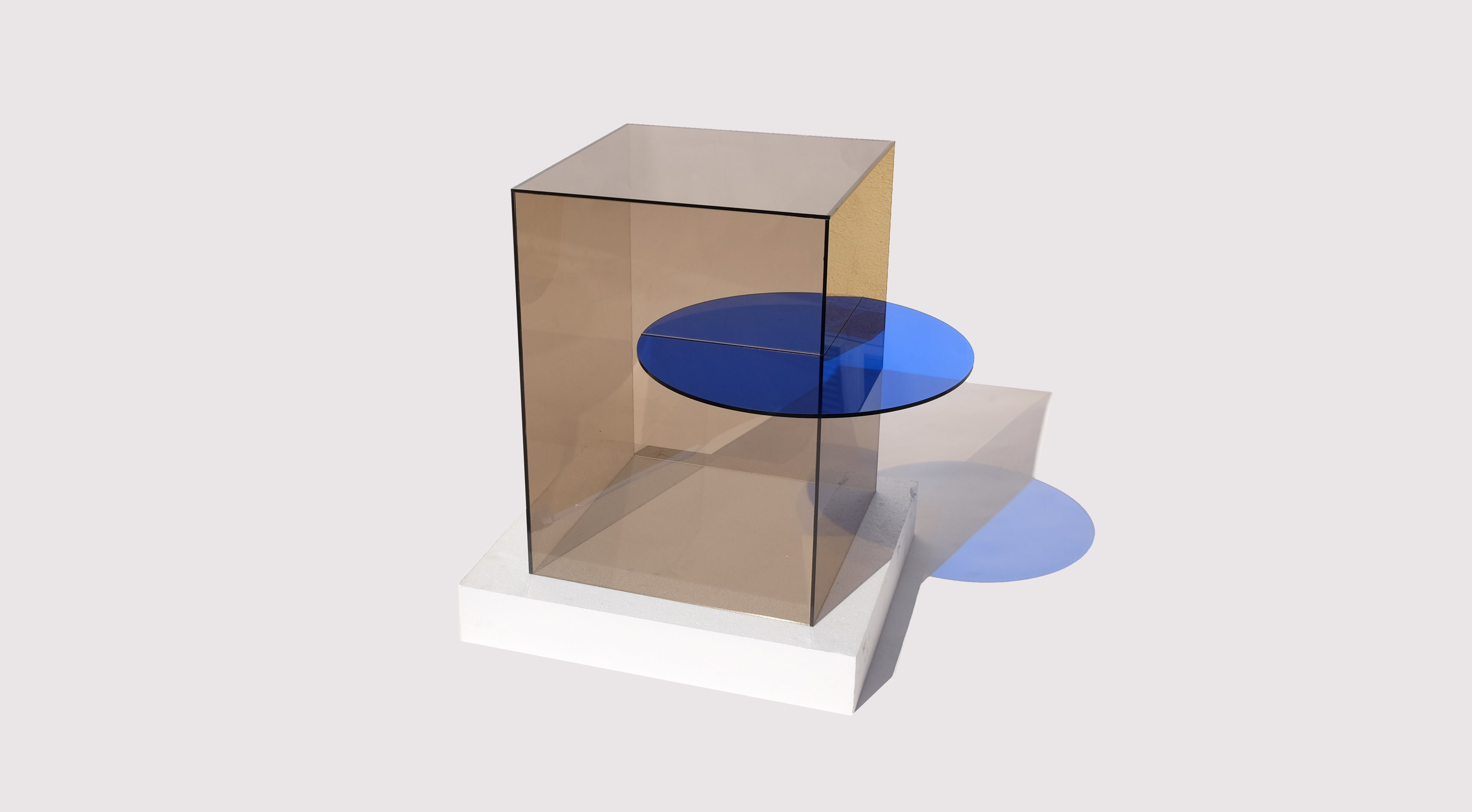 Ratio Side Table