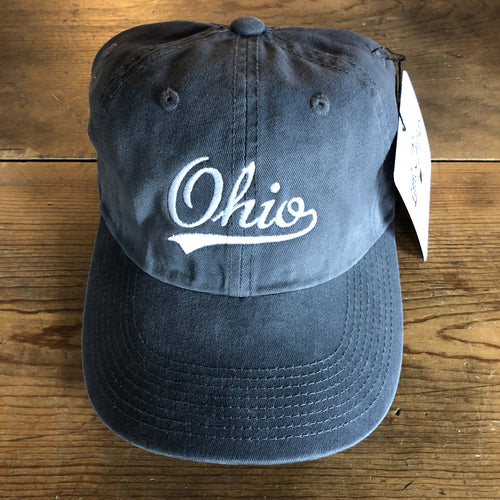 Retro Ohio Ball Cap - Little Chicago Clothing Co.