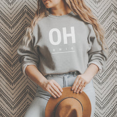 OH Crew Fleece - Little Chicago Clothing Co.
