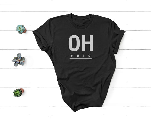 OH Tee - Little Chicago Clothing Co.