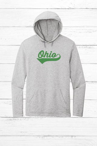 Athletic Script Ohio Tee