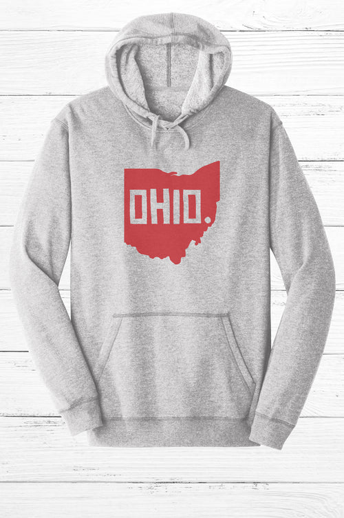 Block Ohio Fleece Hoodie