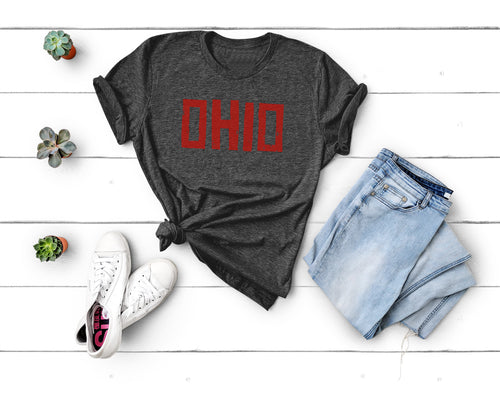 Brick Ohio Tee - Little Chicago Clothing Co.