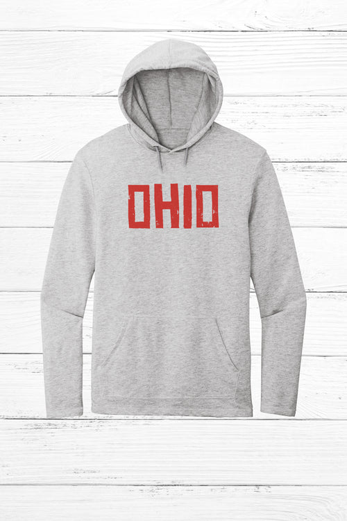 Brick Ohio Lightweight Terry Hoodie