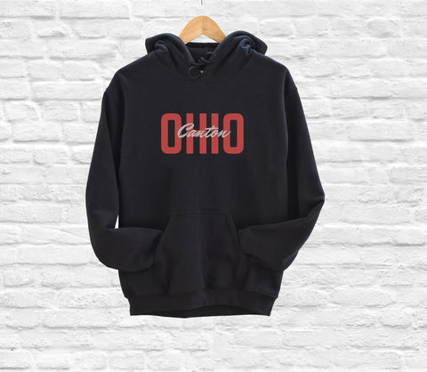 Circle Ohio Crew Fleece