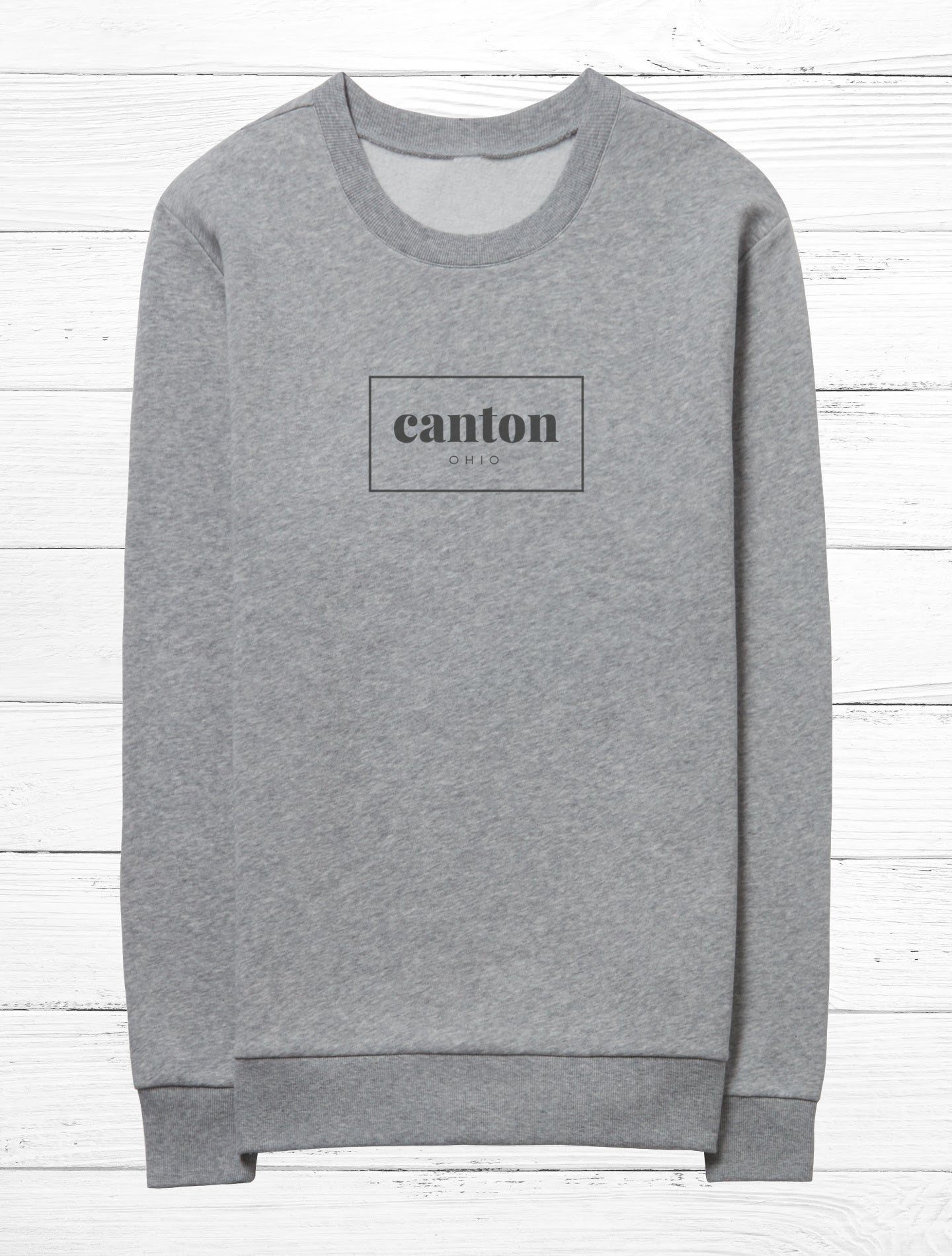 Canton Rectangle Crew Fleece