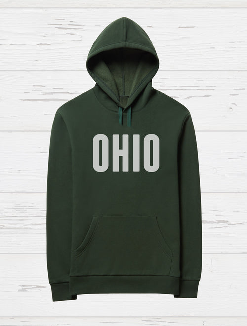 Caps Ohio Fleece Hoodie