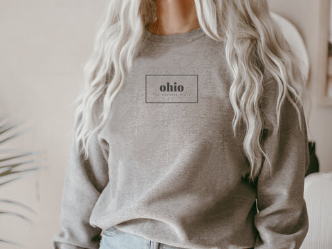 Ohio Local Fleece Hoodie