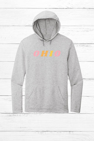 Lake Erie Lightweight Fleece Hoodie