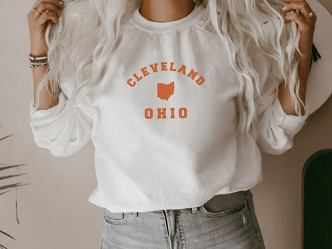Animal Print Caps Ohio Tee