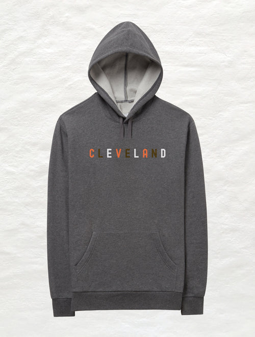 Cleveland Football Fleece Hoodie