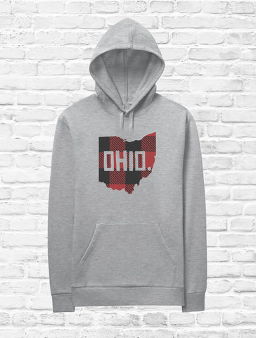 Retro Script Cleveland Crew Fleece Sweatshirt