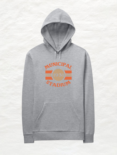 Municipal Stadium Fleece Hoodie
