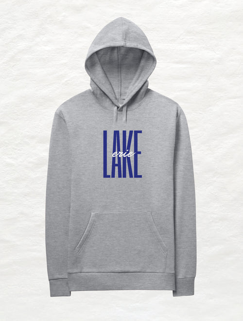 Lake Erie Fleece Hoodie