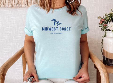 Midwest is the Best Tee