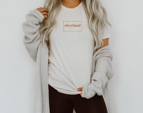 Cleveland Rectangle Tee