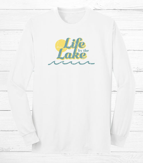 Life by the Lake Long Sleeve Tee
