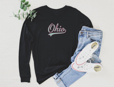 Caps Ohio Long Sleeve Tee