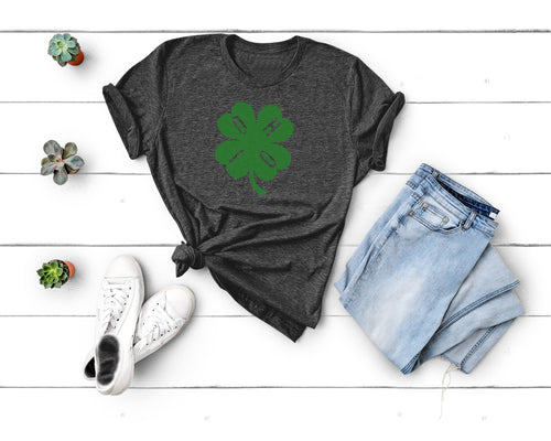 Ohio Clover Tee - Little Chicago Clothing Co.