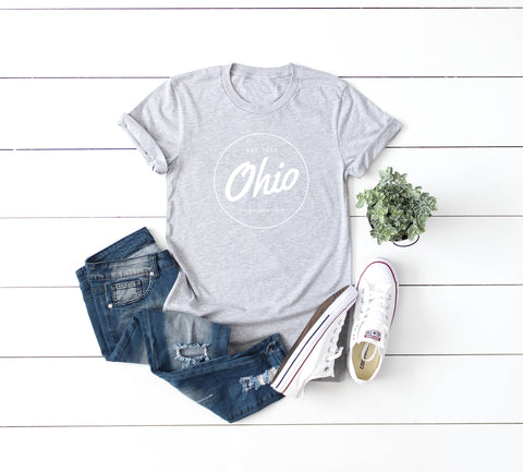 Colorful Cleveland Tee