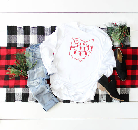Heart Canton South Tee
