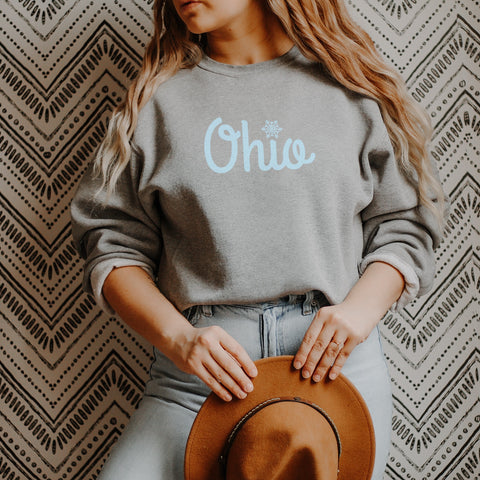 Ohio Lights Long Sleeve Tee