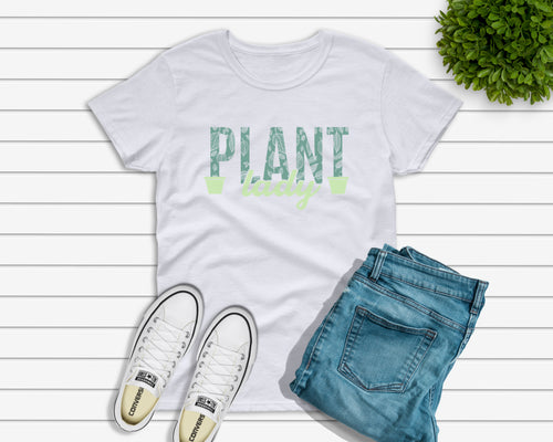 Plant Lady Tee - Little Chicago Clothing Co.