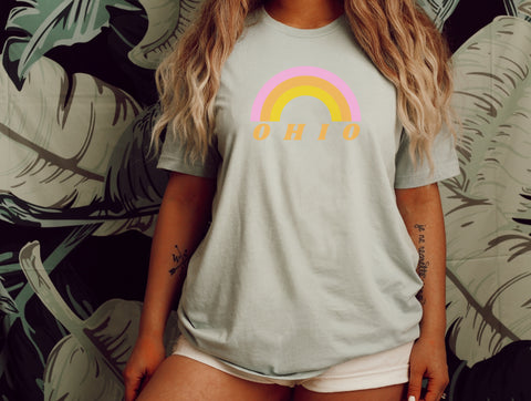 Sunrise Sunshine Sunset Repeat Tee