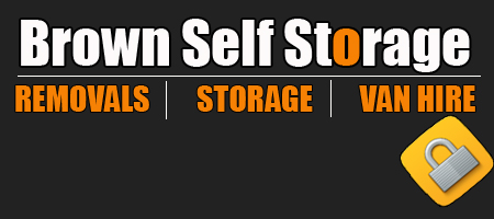 Brown Self storage