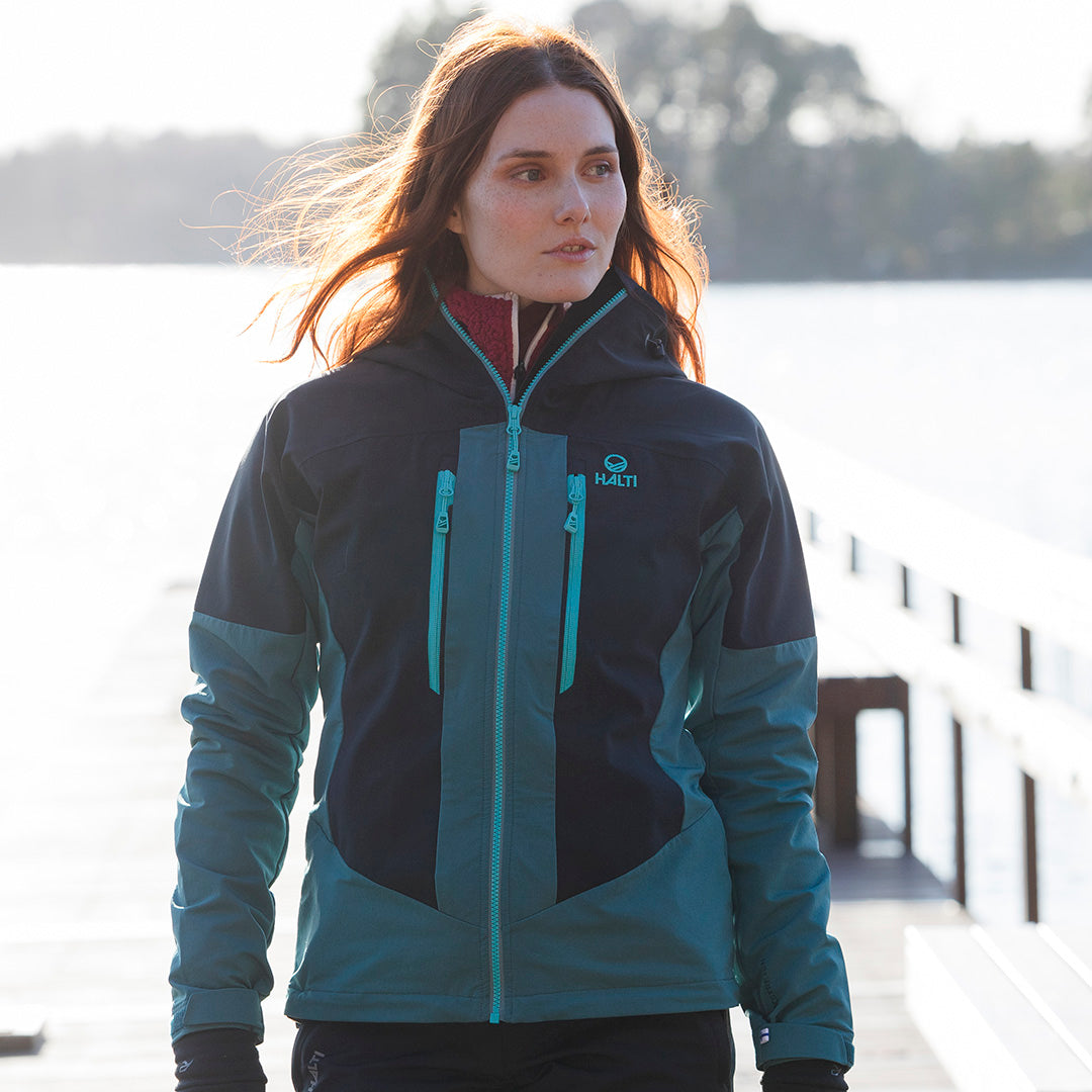 Halti Pallas Warm Hybrid Jacket