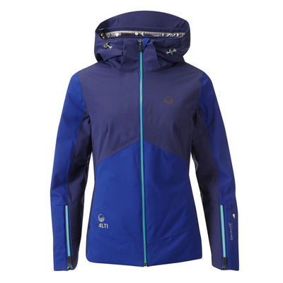 Halti Saarua Women's Padded Ski Jacket Blue