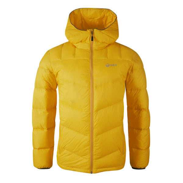 Halti Whiff Men's Down Jacket yellow