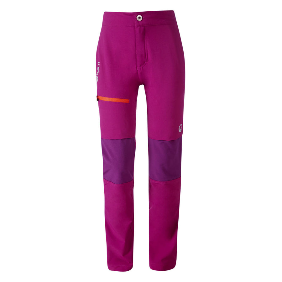 Halti Pallas Children's outdoor pants pink
