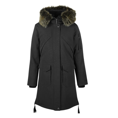 Halti Osaka Women's Parka Jacket Black