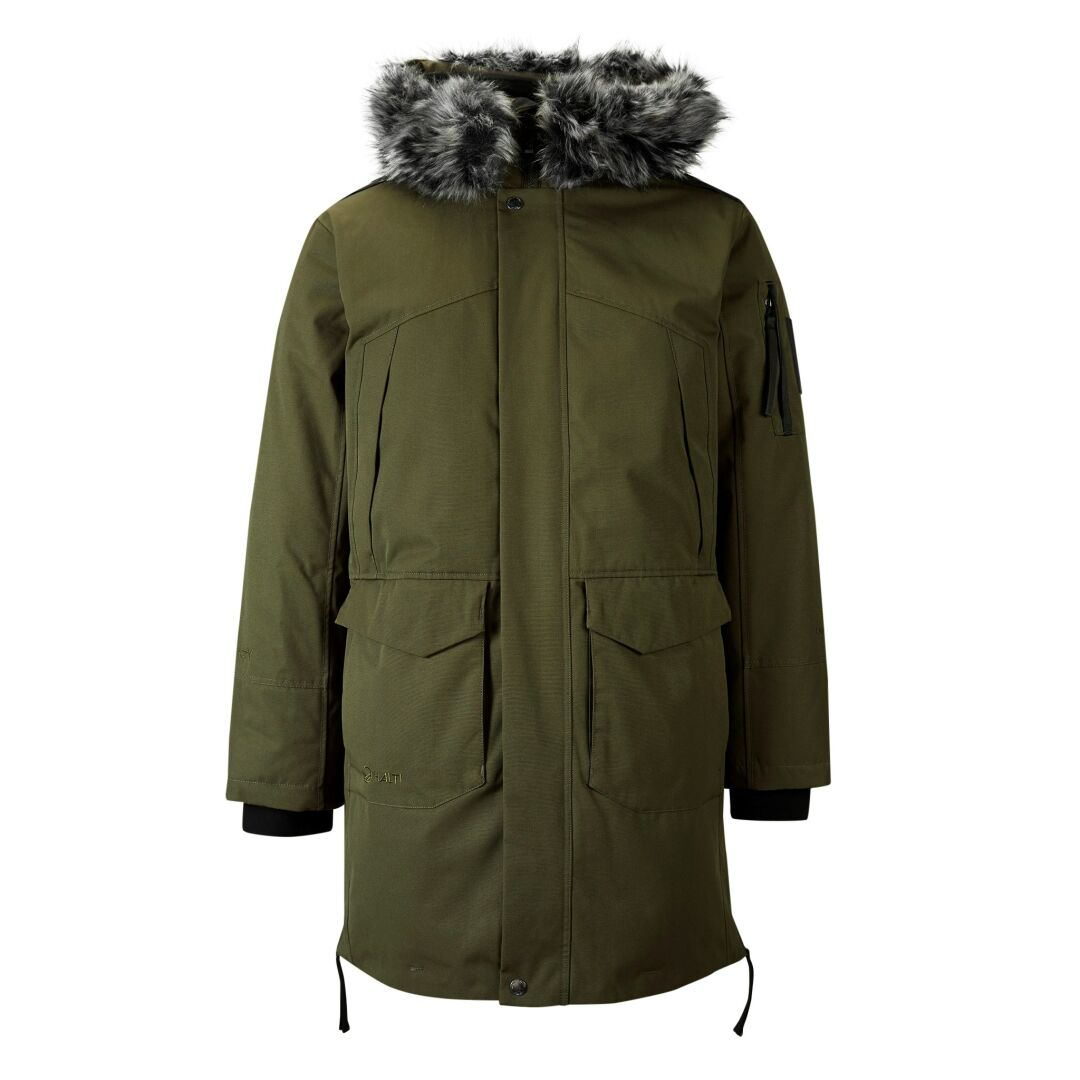 Halti Osaka Men's parka jacket green