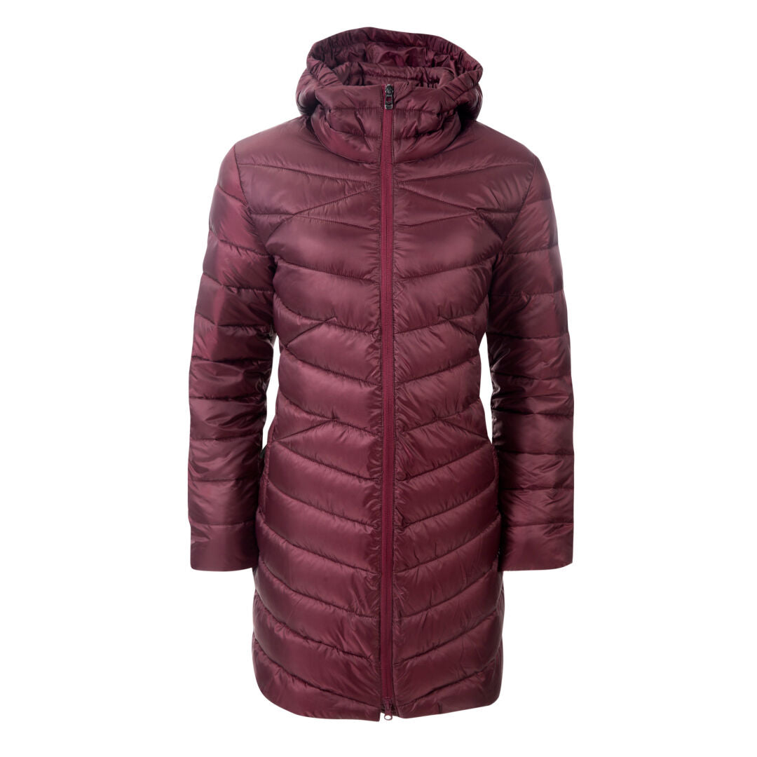 Halti Kataja Women's Quilted Jacket Purple