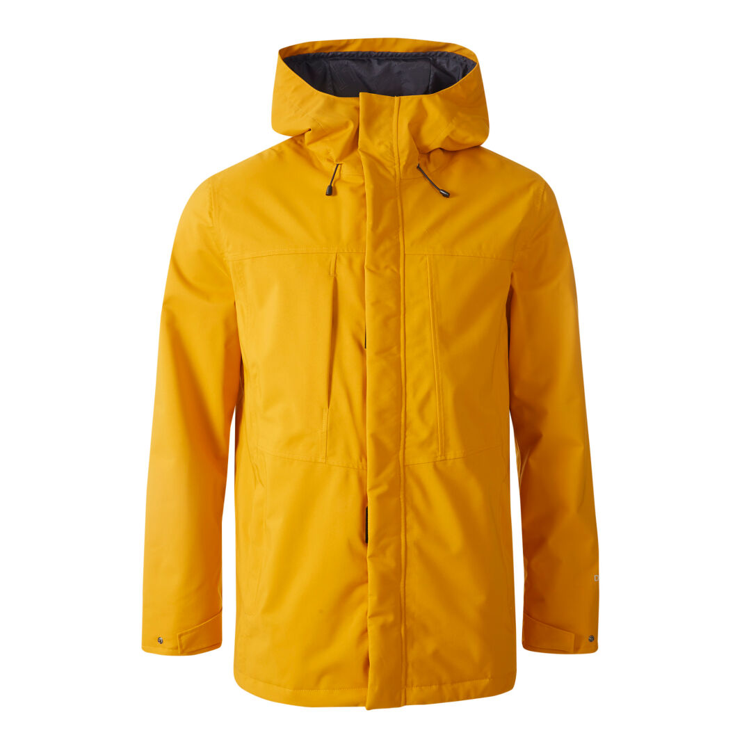 Halti Kaplas Men's Padded Jacket  Yellow