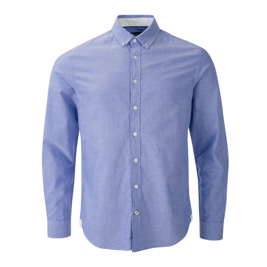 Halti Men's Oxford Shirt Blue