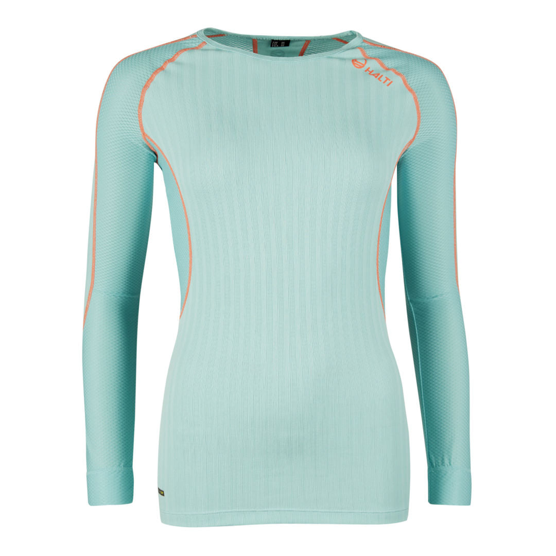 Halti Ultra Cool Mesh Women's LS shirt mint