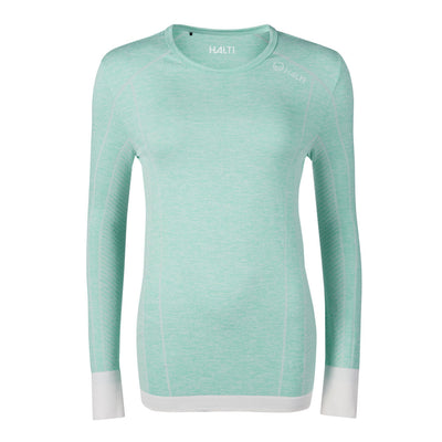 Halti Free Seamless Women's Baselayer LS Shirt Mint