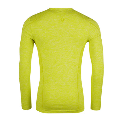 Halti Free Seamless Men's Baselayer LS Shirt Green