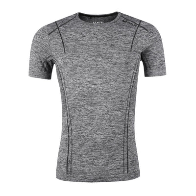Halti Free Seamless Men's Baselayer T-Shirt Grey