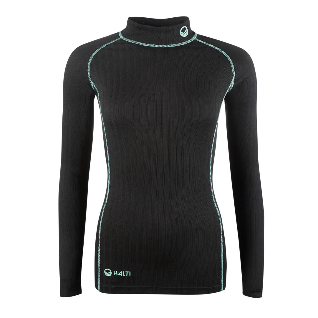 Halti Avion Light Women's Baselayer Shirt Black