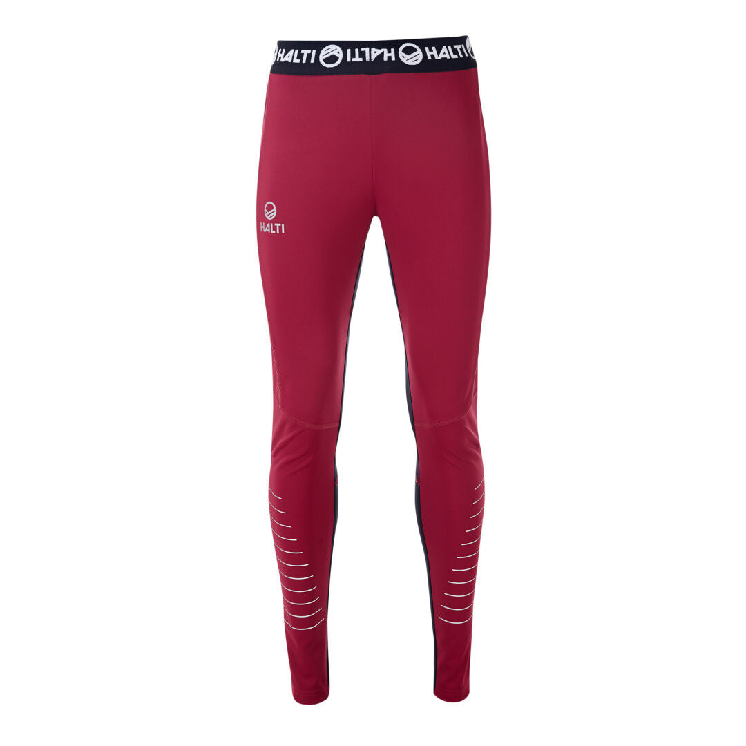 Halti Kaarre Women's Cross Country Ski Pants Red