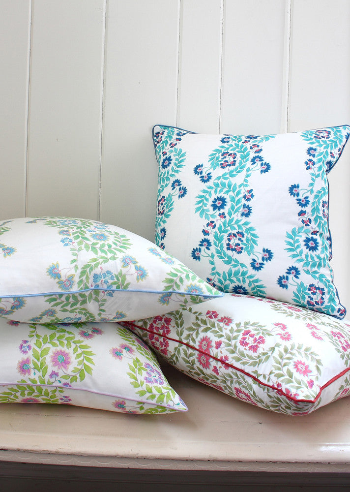 Marseille Print Pillows & Shams