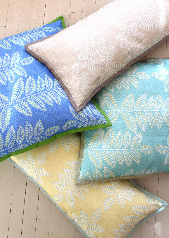Chiswick Fern Print Pillow & Shams
