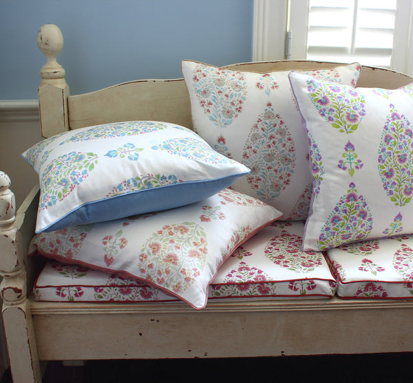 Palampore Print Pillows & Shams