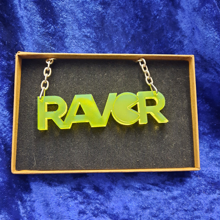 Small Raver Necklace