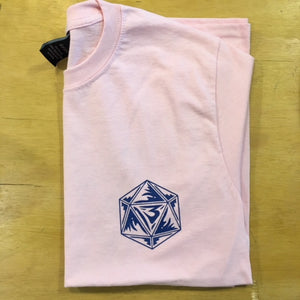 Crystal Pink T-Shirt